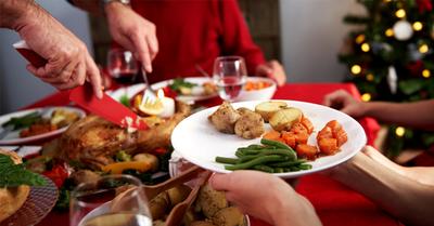 ¿Cuál es la alimentación recomendada post fiestas de fin de año?