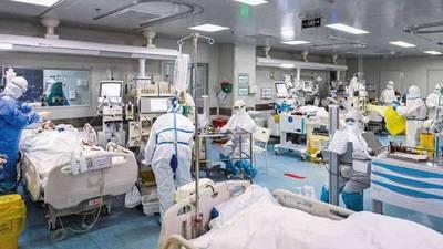 100% de camas de terapia intensivas de Central se encuentran ocupadas