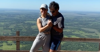 ¡Sobre el Tres Kandú! Alicia Ramírez danzó con Pipino