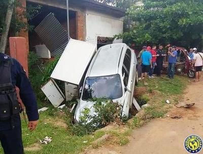 Conductor alcoholizado mata a una niña de 3 años en Villarrica •