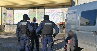 La Nación / Detenido un organizador de la megafiesta ilegal en Francia
