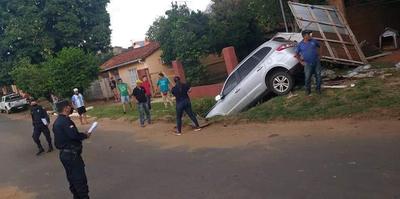 Conductor borracho mató a una niña y dejo a varios heridos