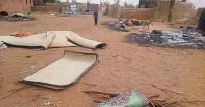 La Nación / Ataque que dejó 100 muertos en Níger, la peor masacre yihadista contra civiles en el Sahel