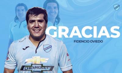 HOY / Fidencio Oviedo se va de Bolívar
