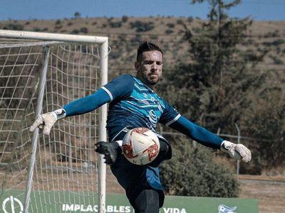 Antony Silva quiere ser uno de los mejores porteros de México