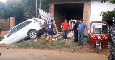La Nación / Conductor alcoholizado protagonizó fatal accidente en Villarrica