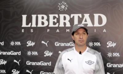 """Daniel Garnero: """"Ojalá logremos dar una identidad al equipo"""""""