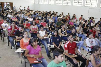 Examen para becas universitarias Becal será el 16 de enero