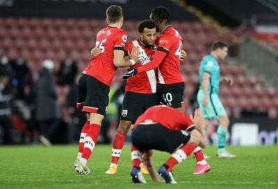 Southampton frena a Liverpool en la Premier League