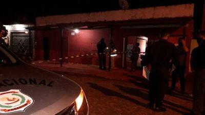 """""""Rapai"""" acribillado a tiros barrio María Victoria"""
