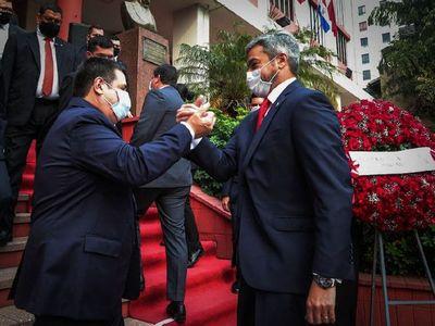 Entorno de Marito  rechaza debatir  sobre reforma para  la reelección