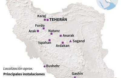 Irán empieza a enriquecer uranio al 20%, incumpliendo acuerdo nuclear