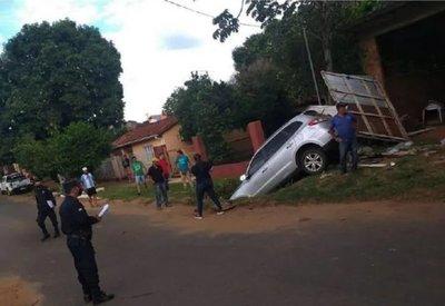 Ebrio al volante mata a una niña de 3 años en Villarrica · Radio Monumental 1080 AM