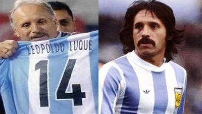 HOY / Leopoldo Luque, campeón del mundo de 1978 con Argentina, ingresado con COVID-19