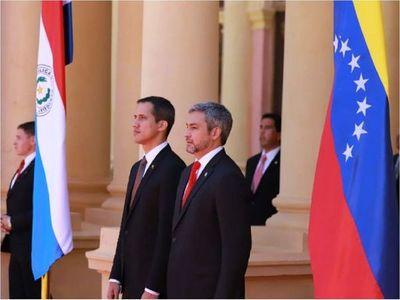 Villamayor afirma que no se acordó nada sobre deuda de Pdvsa con Guaidó