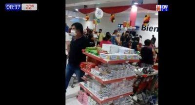 Pytyvõ 2.0: Mensaje erróneo causa aglomeración en supermercados