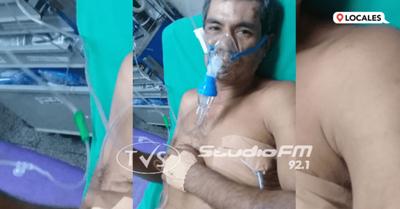 Por 180.000 Gs dejaron mal herido a un hombre en el barrio San Miguel Cambyretá