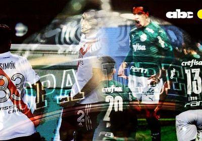 Robert Rojas vs. Gustavo Gómez: la primera semifinal de la Copa Libertadores