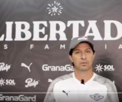 Libertad: Las primeras declaraciones de Garnero