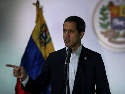 La carta enviada por Guaidó a Mario Abdo para nombrar a negociador