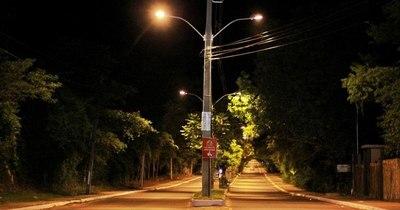 La Nación / Con nueva lumínica, San Bernardino se potencia como opción turística para este verano