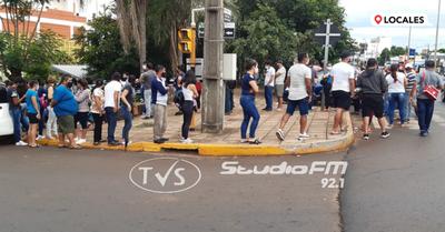 Gobierno Nacional sigue cumpliendo con personas afectadas por la pandemia en Encarnación