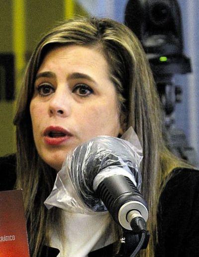 "Acuerdo con PDVSA: ""Nos dieron superlativos motivos para desconfiar"", afirma Kattya González"