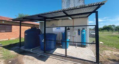 USF Gral. Bruguez cuenta con nueva planta potabilizadora de agua