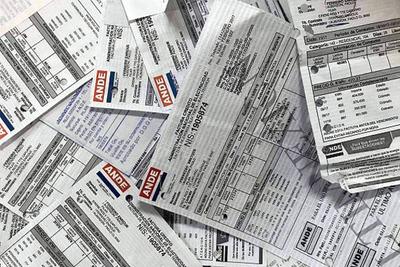 ANDE cortará servicio a 120 mil usuarios que están adeudando más de cinco facturas