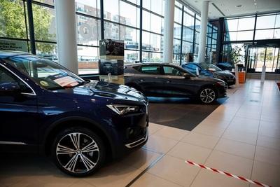 Las ventas de vehículos caen 26 % en Brasil en 2020, el peor resultado desde 2015