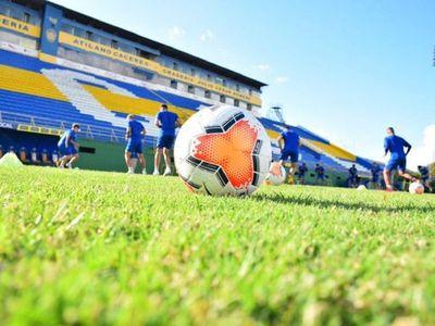 Luqueño hará la pretemporada en el Feliciano Cáceres