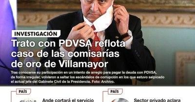 La Nación / LN PM: Las noticias más relevantes de la siesta del 5 de enero