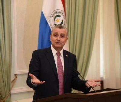 Villamayor habló sobre el presunto negociado del Ejecutivo con Guaidó