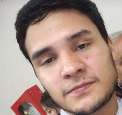 Sin rastros del paradero del joven desaparecido en Capiatá