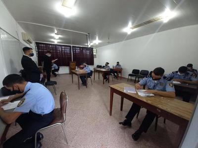 El Instituto de Criminalística inició exámenes de admisión – Prensa 5