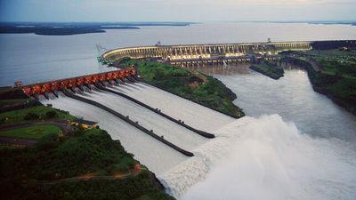 Itaipú transfirió al Estado paraguayo más de USD 487 millones en el 2020