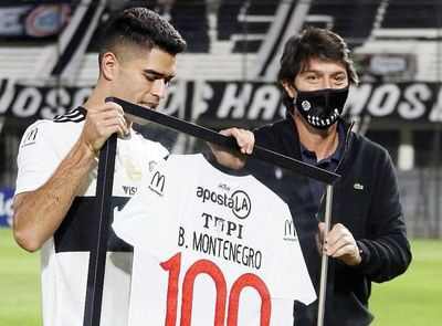 Independiente del Valle presentó a Brian Montenegro