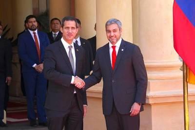 PDVSA: Mario Abdo estaba al tanto de la recuperación de activos venezolanos