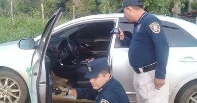 La Nación / Asalto con toma de rehén: delincuentes llevan G. 200 millones de surtidor en Yaguarón