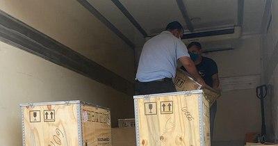 La Nación / Penitenciaría y Hospital Regional de Pedro Juan Caballero reciben donaciones