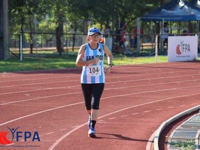 La atleta de 72 años que desafía al tiempo