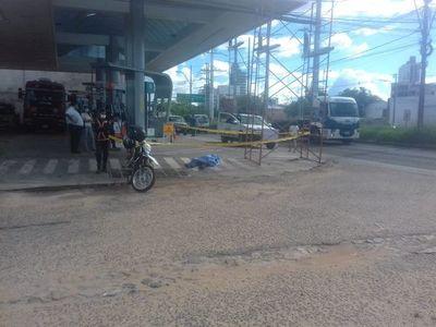 Falleció un joven obrero al caer de un andamio en Asunción