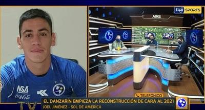 Joel Jiménez y el proyecto de reconstrucción del Danzarín