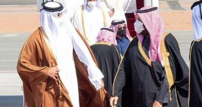 Lograron un acuerdo que pone fin a la disputa con Catar