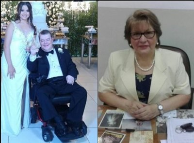 Crónica / Rodolfo Friedmann pechea ya no estar imputado por violación