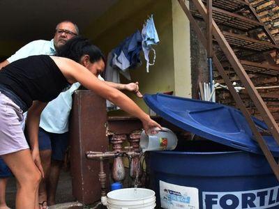 Barrio Obrero: Sin agua por la noche, piden  se mejore servicio