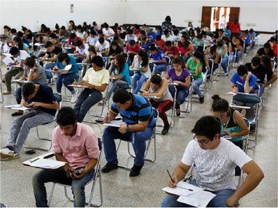 Refuerzan protocolo sanitario para el inicio de los exámenes de Becal