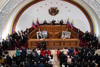 Desconocen parlamento del chavismo