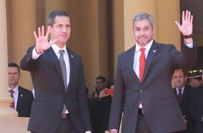 Negociado con Guaidó, la otra «acta secreta» de Abdo Benítez