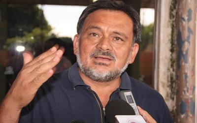 """Sixto Pereira: """"La idea de la enmienda por la reelección es un globo sonda de Cartes"""""""